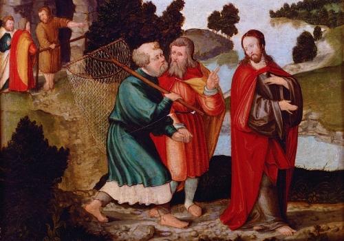 Les premiers disciples Retable de Montbéliard.jpg