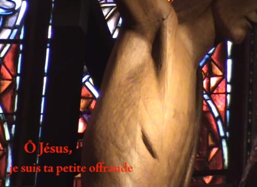 eucharistie, sacré cœur, sandrine treuillard, prêtre, incendie, notre-dame de paris, cathédrale de chartres, labyrinthe, zona