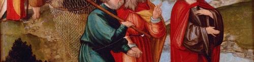Bande 3 Les mains - premiers disciples Retable de Montbéliard.jpg