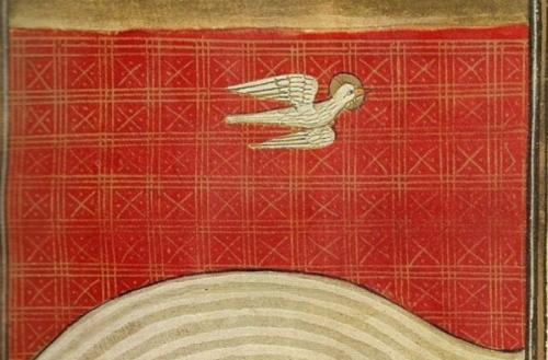 Esprit de Dieu planant sur les eaux Enlum Bible Sens 14è.jpg
