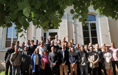 Photo groupe UniversitéPrintempsFdF 17mai2014.jpg