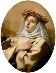 catherine de sienne,prêtre,foi,christianisme,eucharistie