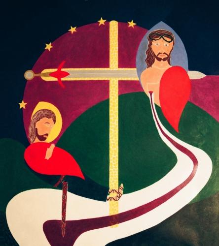 foi,christianisme,la france,politique,adoration eucharistique,sacré coeur,saint pierre-julien eymard,saint martin,sandrine treuillard,semeurs d'espérance,eucharistie,adoration saint martin,prêtre,miséricorde divine