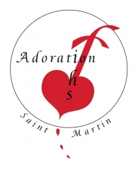 priants des campagnes,mgr jérôme beau,adoration saint martin