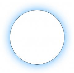 Eucharistie halo bleu.jpg