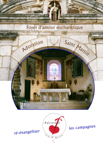 adoration saint martin